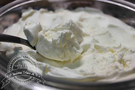 Crema de Queso o Cheesecream Frosting
