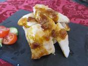 Degustabox septiembre pechugas pollo salsa calabaza.