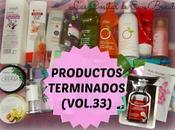 Productos Terminados (Vol.33)