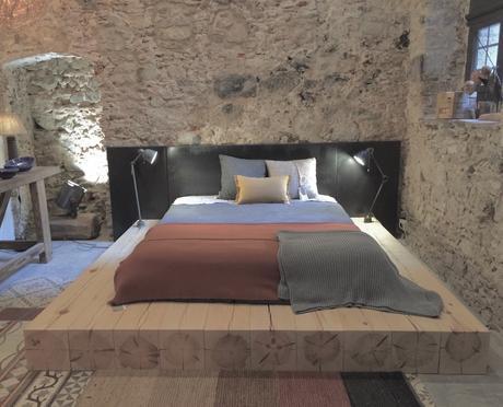 Decoraci n textil para un dormitorio oto al paperblog - Textil dormitorio ...