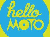 legendario 'Hello Moto' regresa animación arranque