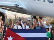 Cuba admite alguaciles federales bordo aviones EE.UU
