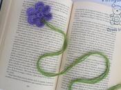 Marcadores libros... Lilas Verdes