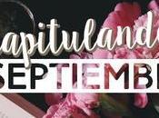 Recapitulando septiembre: primer wrap blog (aunque llama