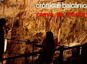 Crónicas balcánicas: cueva postojna