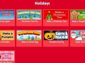 abcya.com Holiday, juegos Festividades