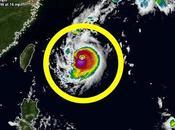 """tifón """"Chaba"""" mueve Filipinas rumbo hacia Japón Corea"""