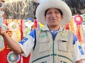 Alex Toledo, hemano ganadero Uchucarqueño