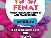 Argentina. Primer Festival Nacional Arte Transformista FENAT.