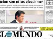 "PSOE, partido vendido ""neofascismo económico"""