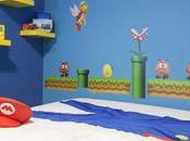 Fantástica decoración infantil Super Mario