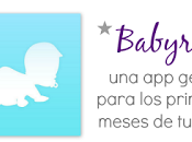 para primeros meses bebé