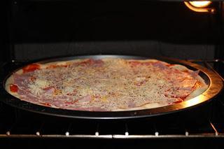 COMO HACER UNA PIZZA FACIL EN 4 PASOS