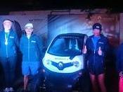 Renault Twizy parte Cross Chaquiñán Nocturno 2016...