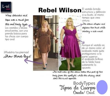 [Oval] Rebel Wilson styling.  L-vi.com