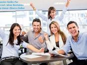 Negocios Fáciles Internet: Ideas Rentables Para Ganar Dinero Online