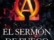 sermón fuego, francesca haig