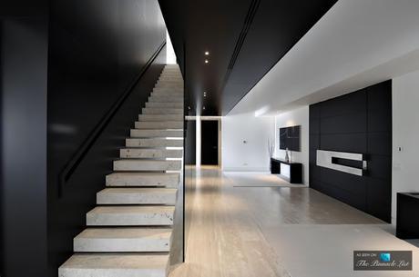 escaleras de diseo minimalista