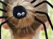 ideas peinados Halloween para niñ@s