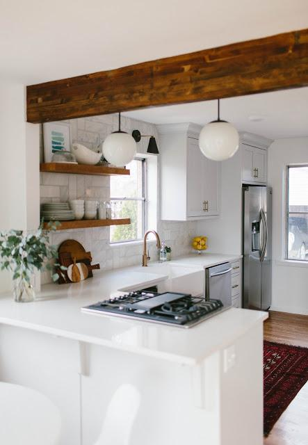 13 cocinas chiquitas pero bonitas paperblog