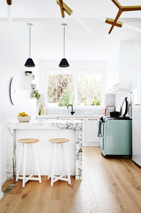 13 cocinas chiquitas pero bonitas paperblog - Cocinas bonitas ...