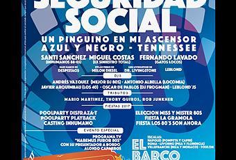 8 días, 7 noches y mucha música en El Barco Ochentero 2016