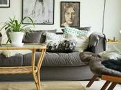 Inspiración deco: estilo bohemio casa Noruega