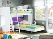 Habitaciones infantiles: dormitorios literas