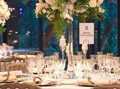 Montaje mesas banquete boda Exclusive Weddings