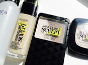Infailible Sculpt, gama L'Oréal para contouring.