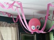 Decorar fiesta cumpleaños globos