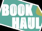 Book Haul Septiembre