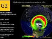 tormenta geomagnética está curso nuestro planeta ¿Qué debemos saber respecto?