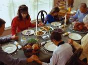 Acción Gracias Familia