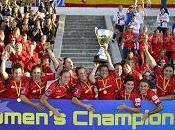 España holanda leonas campeonas europa