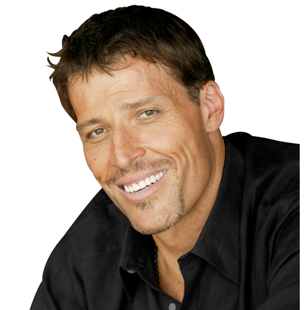 tony robbins case essay Tony robbins is considered the male parent of the life coaching industry he is a.