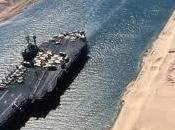 U.S.A. preocupado únicamente canal Suez