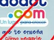 Boicot Dodot fomentar maltrato infantil