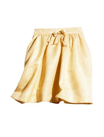 H&M Conscious Collection Recycled Fabric Skirt