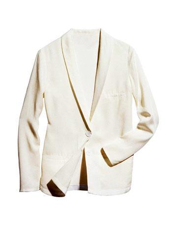 H&M Conscious Collection Tencel Blazer