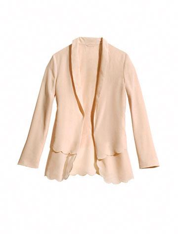 H&M Conscious Collection Recycled Fabric Blazer