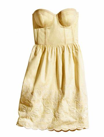 H&M Conscious Collection Organic Cotton Dress