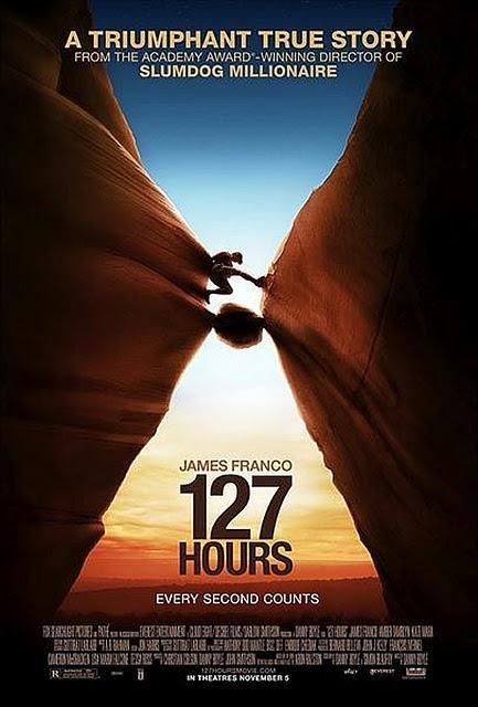 Crítica de cine: 127 horas