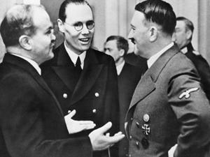 El Führer comienza a movilizar a la Wehrmacht contra la Unión Soviética - 06/02/1941.