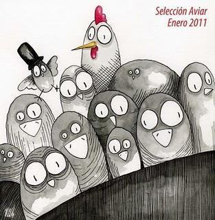 SELECCIÓN AVIAR - ENERO