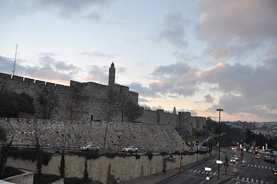 ISRAEL - V DIA: DE CUANDO TUVE EL INMENSO PRIVILEGIO DE VISITAR EL SANTO SEPULCRO