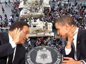 Obama, Mubarak