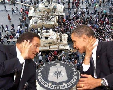 Obama, la CIA y Mubarak