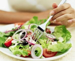 dieta vegetariana 300x244 El 53% de las españolas sufre ansiedad cuando hace dieta