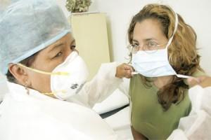 gripe a 1 300x200 La gripe A deja 5 muertos en España desde octubre